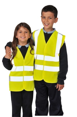 Hi-Vis Junior prsluk